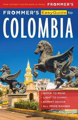 Frommer's EasyGuide to Colombia (Paperback)