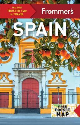 Frommer's Spain - Complete Guides (Paperback)