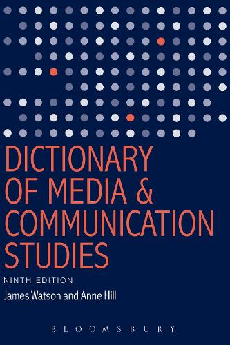 Dictionary of Media and Communication Studies (Paperback)