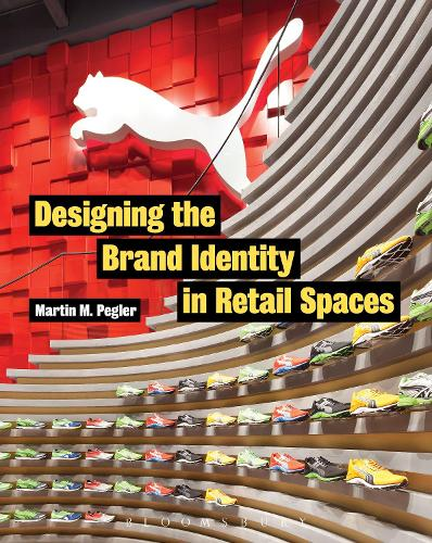 Designing the Brand Identity in Retail Spaces (Paperback)