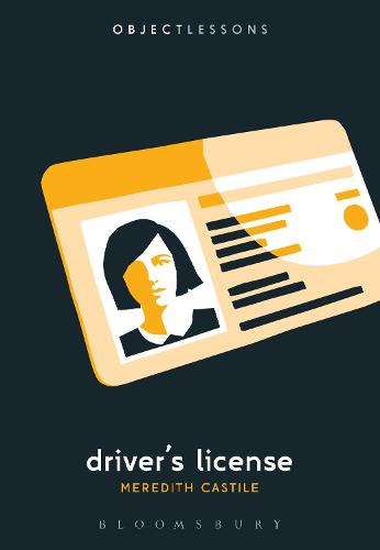 Driver's License - Object Lessons (Paperback)