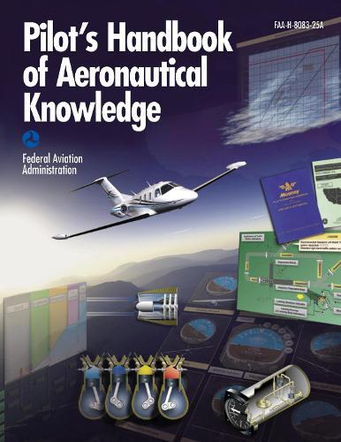 Pilot's Handbook of Aeronautical Knowledge (Paperback)