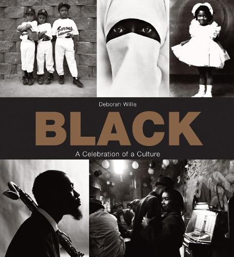 Black: A Celebration of a Culture (Hardback)