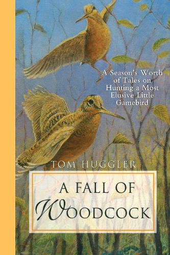 A Fall of Woodcock: A Season's Worth of Tales on Hunting a Most Elusive Little Game Bird (Paperback)