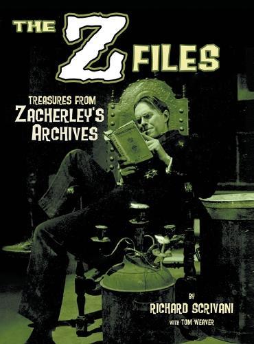 The Z Files: Treasures from Zacherley's Archives (Hardback) (Hardback)