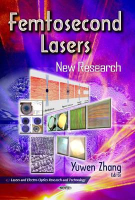 Femtosecond Lasers: New Research (Hardback)
