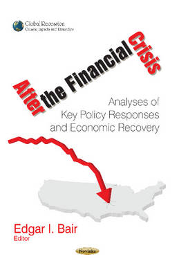 After the Financial Crisis: Analyses of Key Policy Responses & Economic Recovery (Hardback)