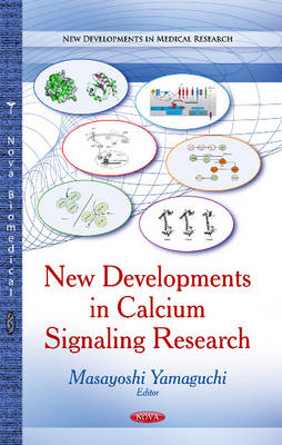 New Developments in Calcium Signaling Research (Paperback)