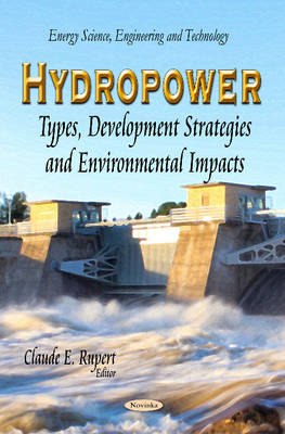 Hydropower: Types, Development Strategies & Environmental Impacts (Paperback)