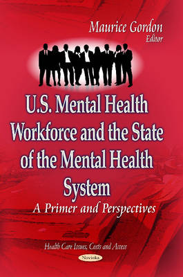 U.S. Mental Health Workforce & the State of the Mental Health System: A Primer & Perspectives (Paperback)