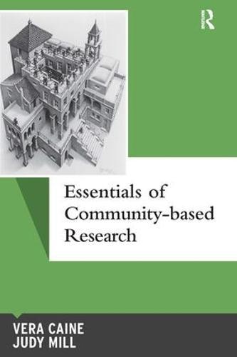 Essentials of Community-based Research - Qualitative Essentials (Paperback)