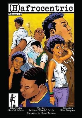 (h)afrocentric Comics: Volumes 1-4 (Paperback)