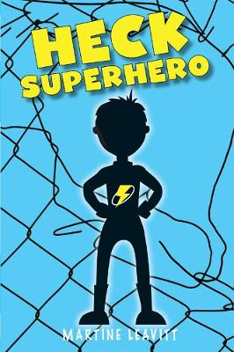 Heck Superhero (Paperback)
