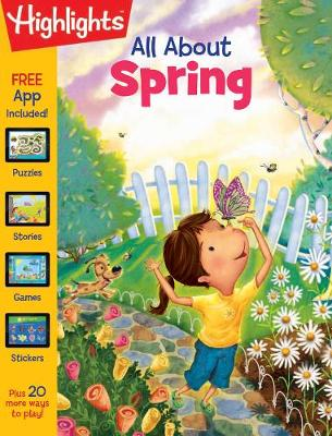 All About Spring - Highlights (TM) All About Activity Books (Paperback)