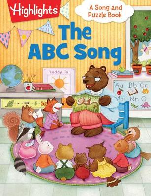 The ABC Song - Song and Puzzle Book series (Paperback)