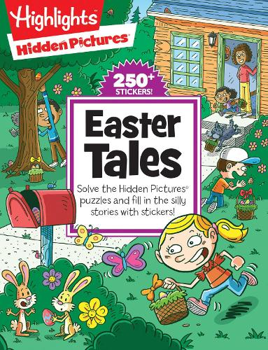 Easter Tales - Silly Sticker Stories (Paperback)