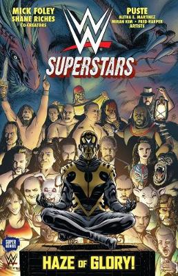WWE Superstars #2: Haze of Glory (Paperback)