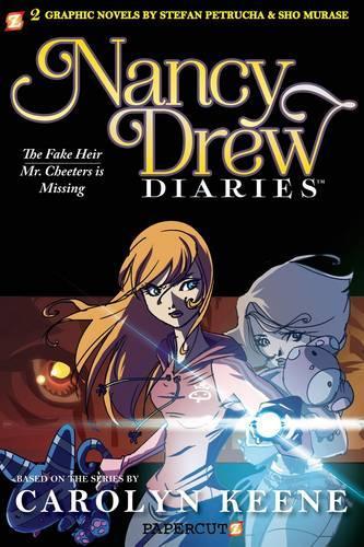 Nancy Drew Diaries #3 (Paperback)