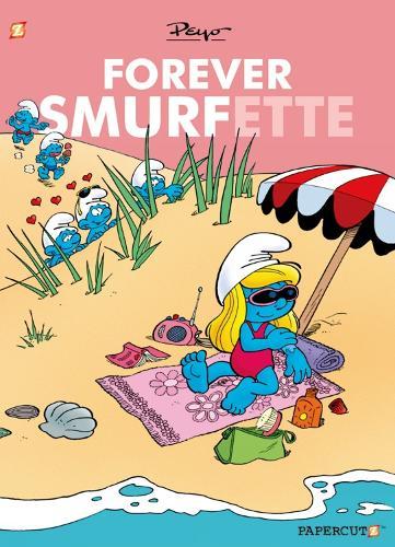 Forever Smurfette (Hardback)