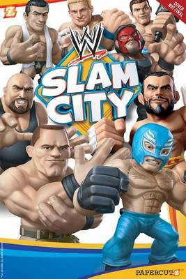 WWE Slam City #2: The Rise of El Diablo (Hardback)