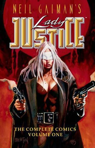 Neil Gaiman's Lady Justice #1 (Hardback)