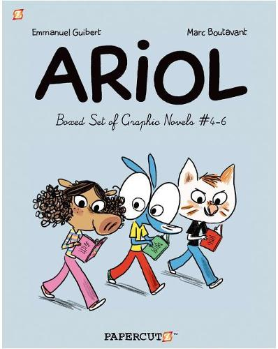 Ariol Graphic Novels Boxed Set: Vol. #4-6 (Paperback)