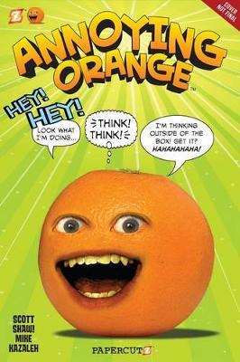 Annoying Orange Graphic Novels Boxed Set Vol. #4-6 (Paperback)