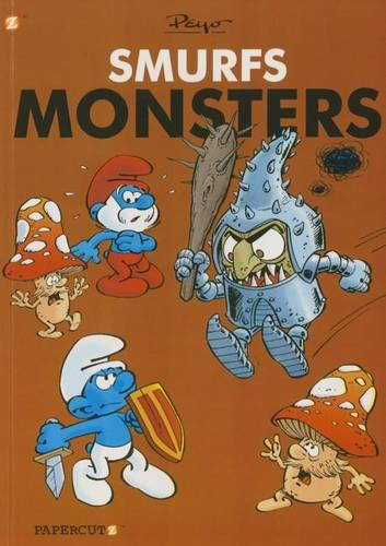 Smurfs Monsters, The (Paperback)
