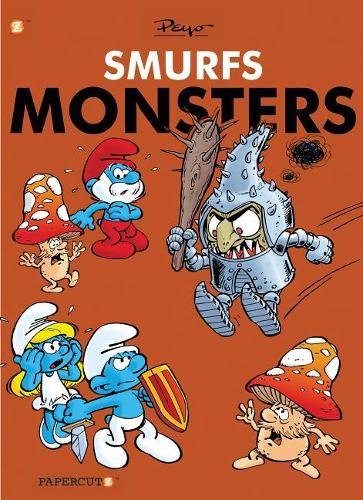 Smurfs Monsters, The (Hardback)