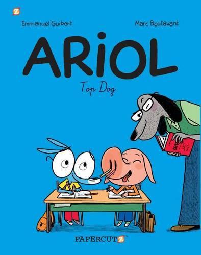 Ariol #7: Top Dog (Paperback)