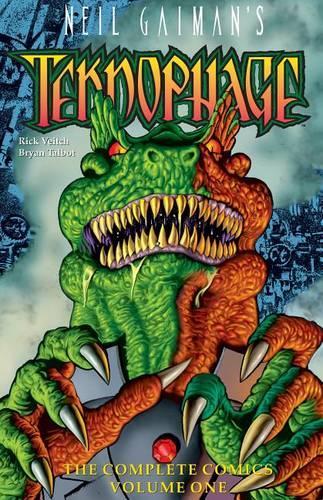 Neil Gaiman's Teknophage #1 (Paperback)