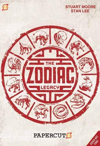 Zodiac Legacy #1, The (Paperback)