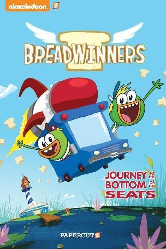 Breadwinners #1: 'Journey to the Bottom of the Seats' (Hardback)