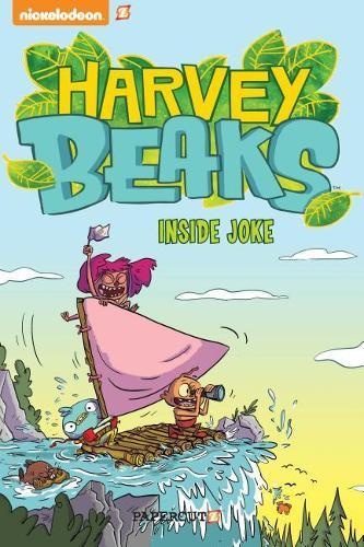 Harvey Beaks #1: Inside Joke (Hardback)