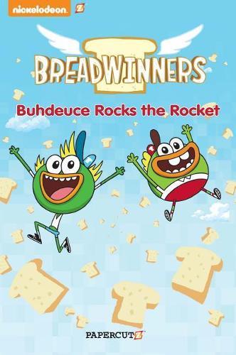 Breadwinners #2: 'Buhdeuce Rocks the Rocket' (Hardback)