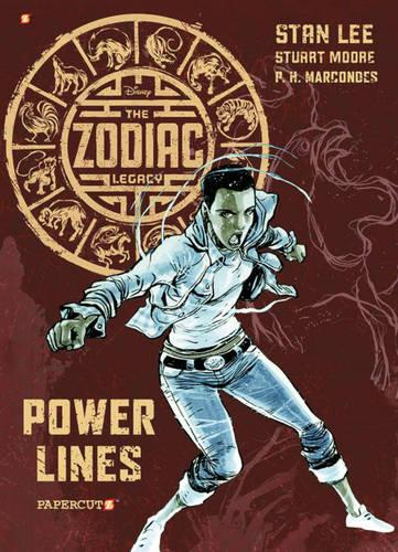 ZODIAC LEGACY GN VOL 02 POWER LINES (Paperback)