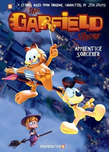 Garfield Show #6: Apprentice Sorcerer, The (Hardback)
