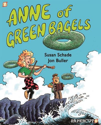 Anne of Green Bagels (Paperback)