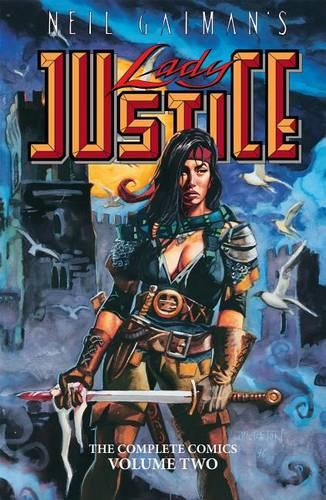 Neil Gaiman's Lady Justice #2 (Hardback)