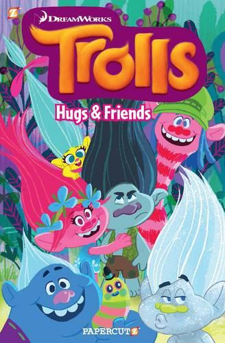 Trolls #1: Hugs & Friends (Paperback)