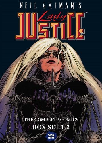 Neil Gaiman's Lady Justice Boxed Set