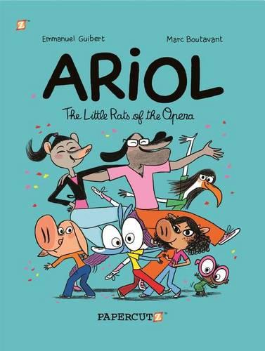 Ariol #10: The Little Rats of the Opera (Paperback)