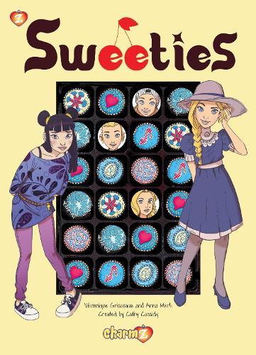 """Sweeties #1: """"Cherry/Skye"""" (Paperback)"""