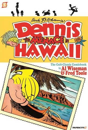 "Dennis the Menace #3: ""Dennis the Menace in Hawaii"" (Hardback)"
