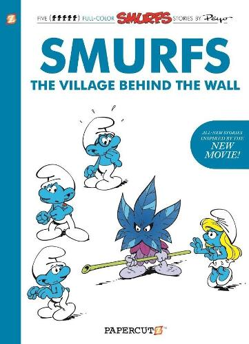 The Smurfs: The Village Behind the Wall (Paperback)