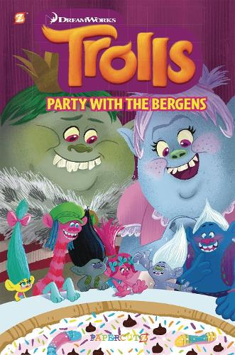 "Trolls Graphic Novels #3 ""Party with the Bergens"" (Paperback)"