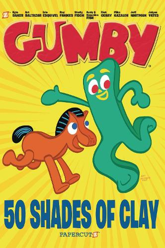 Gumby Graphic Novel Vol. 1 (Paperback)