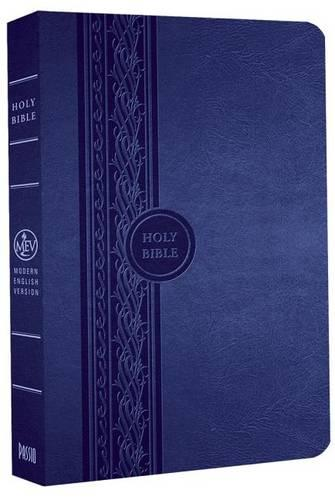 Thinline Reference Bible-Mev (Leather / fine binding)