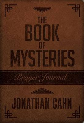 The Book of Mysteries Prayer Journal (Leather / fine binding)