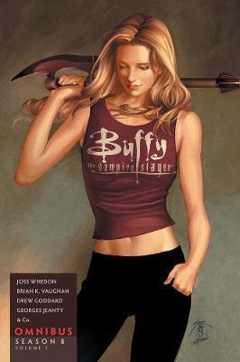 Buffy The Vampire Slayer Season 8 Omnibus Volume 1 (Paperback)